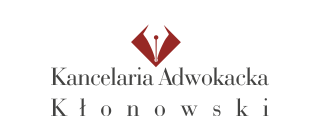 logo kancelarii adwokackiej Kłonowski