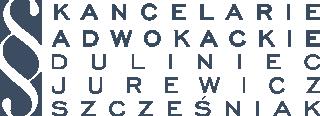 logo kancelarii Duliniec, Jurewicz, Szcześniak